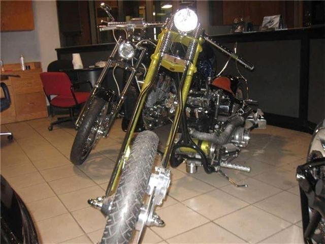 2003 Custom Motorcycle Hand built by Billy Lane of Choppers Inc (Stk: BillyLane) in Oakville - Image 1 of 5