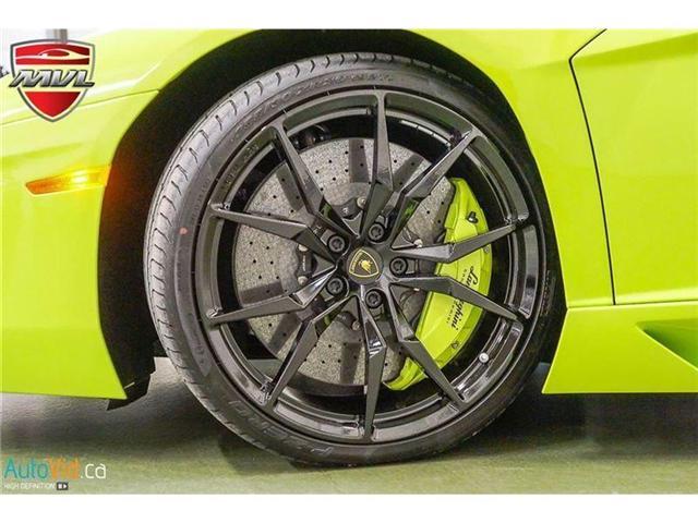 2017 Lamborghini Aventador LP700-4 Roadster (Stk: Lamborghini-1) in Oakville - Image 17 of 50