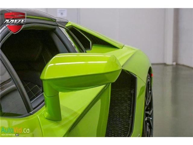 2017 Lamborghini Aventador LP700-4 Roadster (Stk: Lamborghini-1) in Oakville - Image 18 of 50