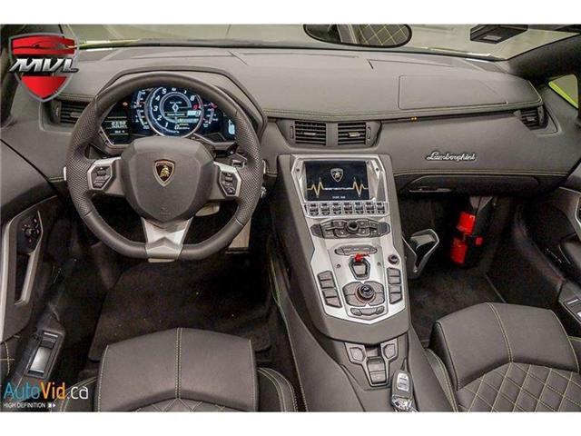 2017 Lamborghini Aventador LP700-4 Roadster (Stk: Lamborghini-1) in Oakville - Image 29 of 50