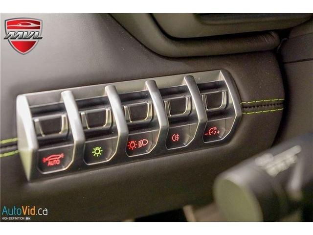 2017 Lamborghini Aventador LP700-4 Roadster (Stk: Lamborghini-1) in Oakville - Image 30 of 50
