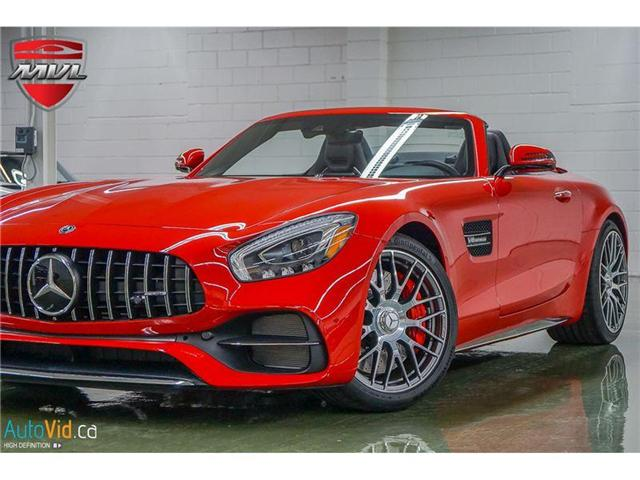2018 Mercedes-Benz AMG GT C Base (Stk: WDDYK8) in Oakville - Image 1 of 41