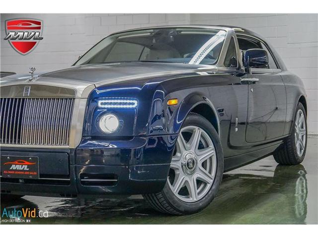 2010 Rolls-Royce Phantom Coupe - (Stk: PhantomNov13) in Oakville - Image 1 of 42