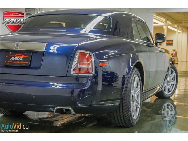 2010 Rolls-Royce Phantom Coupe - (Stk: PhantomNov13) in Oakville - Image 2 of 42