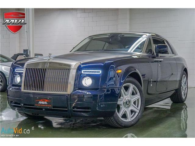 2010 Rolls-Royce Phantom Coupe - (Stk: PhantomNov13) in Oakville - Image 3 of 42
