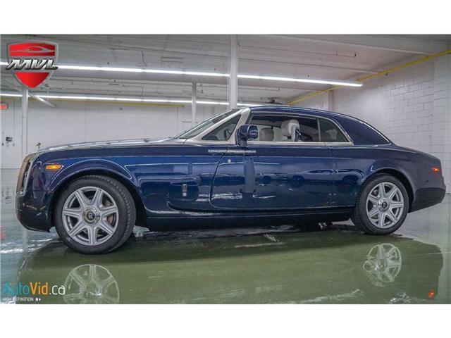 2010 Rolls-Royce Phantom Coupe - (Stk: PhantomNov13) in Oakville - Image 4 of 42