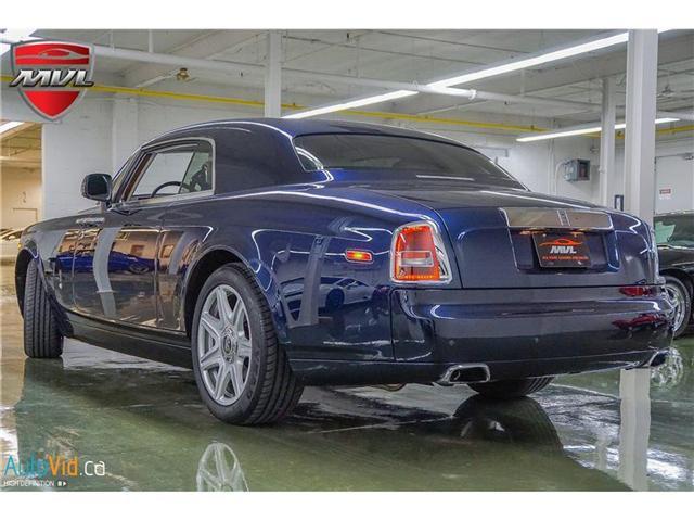 2010 Rolls-Royce Phantom Coupe - (Stk: PhantomNov13) in Oakville - Image 5 of 42