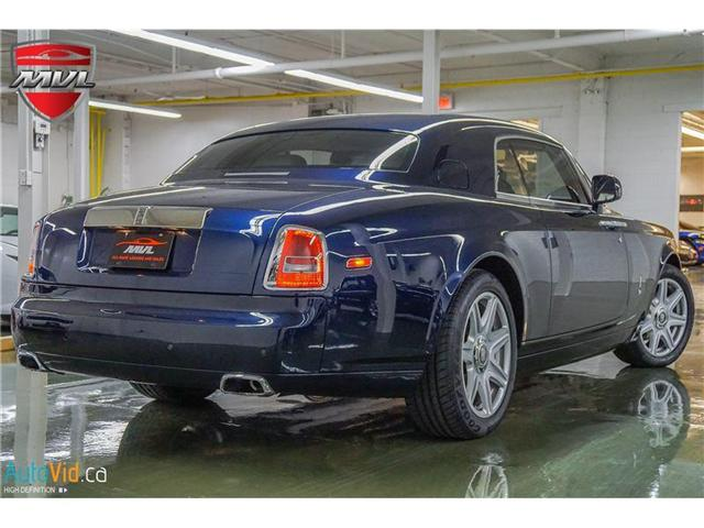 2010 Rolls-Royce Phantom Coupe - (Stk: PhantomNov13) in Oakville - Image 7 of 42