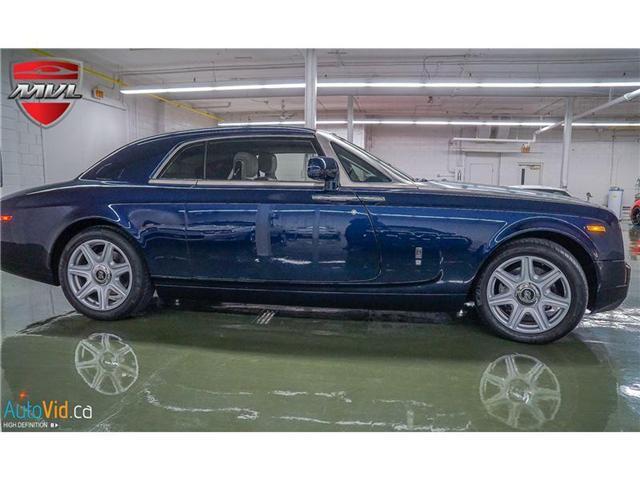 2010 Rolls-Royce Phantom Coupe - (Stk: PhantomNov13) in Oakville - Image 8 of 42