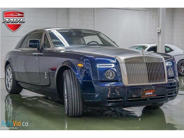 2010 Rolls-Royce Phantom Coupe - (Stk: PhantomNov13) in Oakville - Image 9 of 42