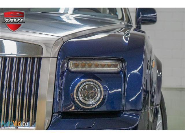 2010 Rolls-Royce Phantom Coupe - (Stk: PhantomNov13) in Oakville - Image 12 of 42