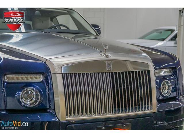 2010 Rolls-Royce Phantom Coupe - (Stk: PhantomNov13) in Oakville - Image 15 of 42
