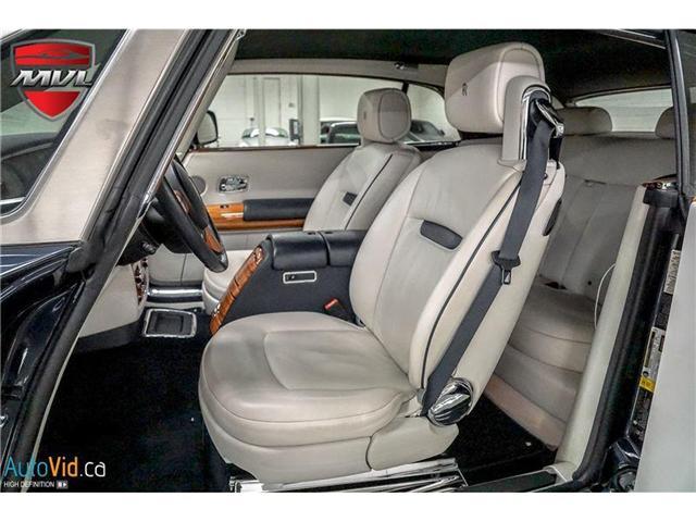 2010 Rolls-Royce Phantom Coupe - (Stk: PhantomNov13) in Oakville - Image 17 of 42