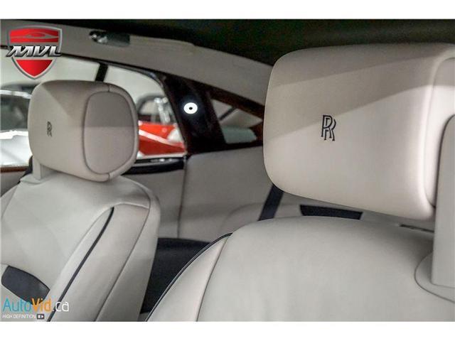 2010 Rolls-Royce Phantom Coupe - (Stk: PhantomNov13) in Oakville - Image 18 of 42