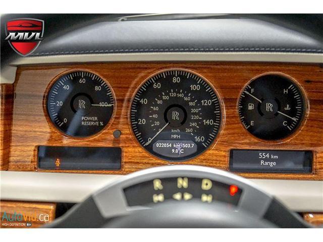2010 Rolls-Royce Phantom Coupe - (Stk: PhantomNov13) in Oakville - Image 22 of 42
