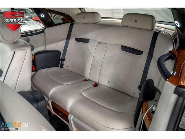 2010 Rolls-Royce Phantom Coupe - (Stk: PhantomNov13) in Oakville - Image 24 of 42