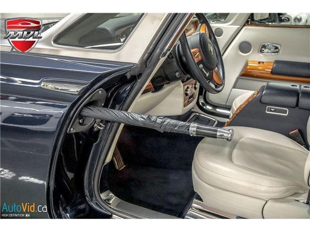 2010 Rolls-Royce Phantom Coupe - (Stk: PhantomNov13) in Oakville - Image 27 of 42