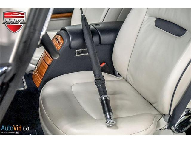 2010 Rolls-Royce Phantom Coupe - (Stk: PhantomNov13) in Oakville - Image 28 of 42