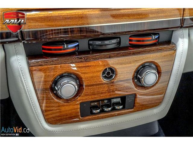 2010 Rolls-Royce Phantom Coupe - (Stk: PhantomNov13) in Oakville - Image 30 of 42