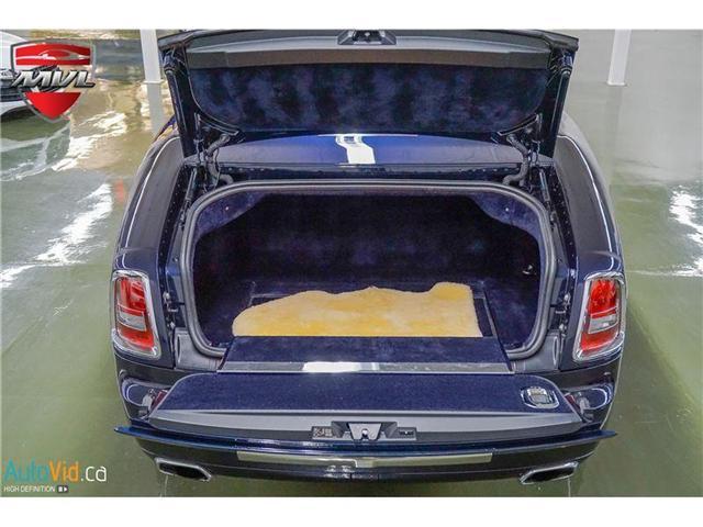2010 Rolls-Royce Phantom Coupe - (Stk: PhantomNov13) in Oakville - Image 37 of 42