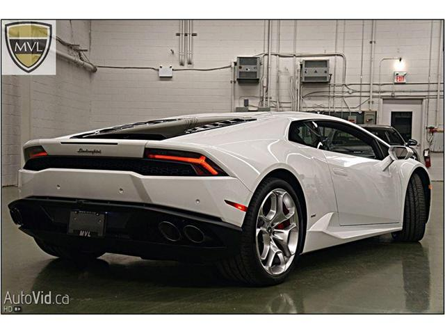 2015 Lamborghini Huracan LP610-4 Coupe (Stk: HuracanOct2) in Oakville - Image 5 of 42