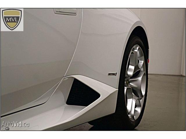 2015 Lamborghini Huracan LP610-4 Coupe (Stk: HuracanOct2) in Oakville - Image 16 of 42