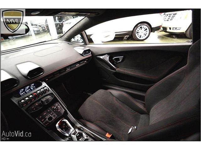 2015 Lamborghini Huracan LP610-4 Coupe (Stk: HuracanOct2) in Oakville - Image 26 of 42