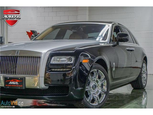 2011 Rolls-Royce Ghost - (Stk: SCA664) in Oakville - Image 1 of 44