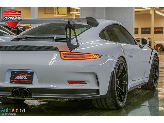 2016 Porsche 911 GT3 RS (Stk: WP0AF2) in Oakville - Image 2 of 44