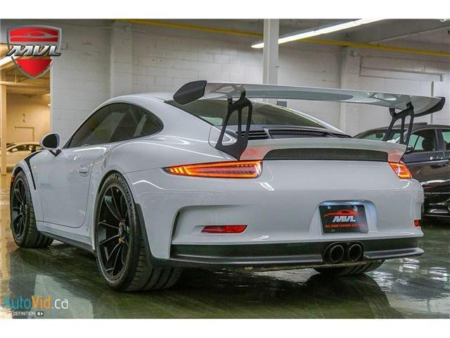 2016 Porsche 911 GT3 RS (Stk: WP0AF2) in Oakville - Image 5 of 44