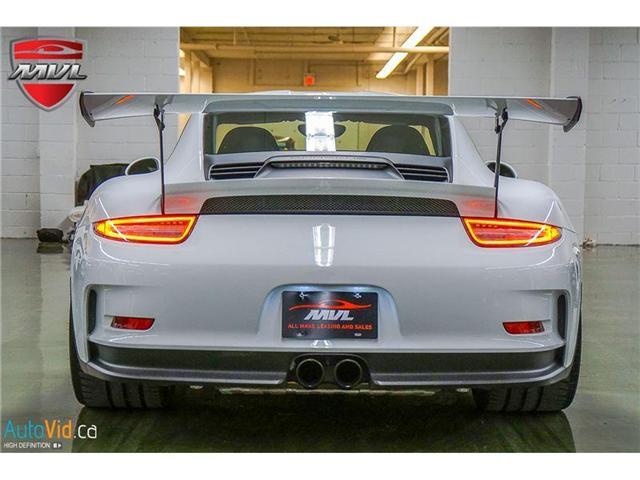 2016 Porsche 911 GT3 RS (Stk: WP0AF2) in Oakville - Image 6 of 44