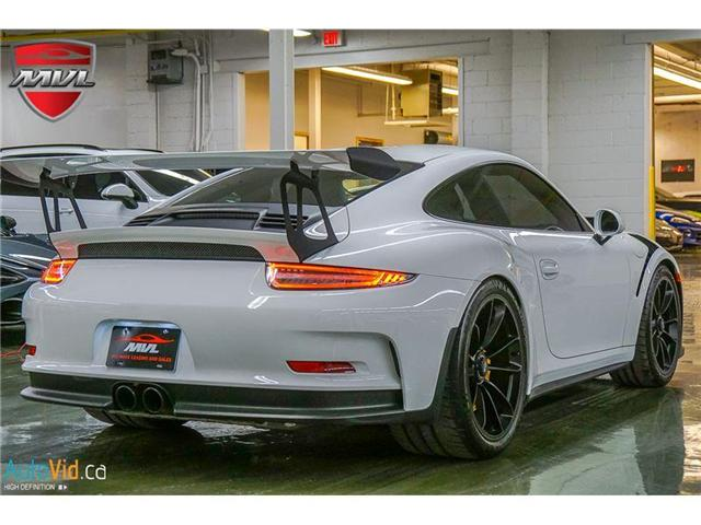 2016 Porsche 911 GT3 RS (Stk: WP0AF2) in Oakville - Image 7 of 44