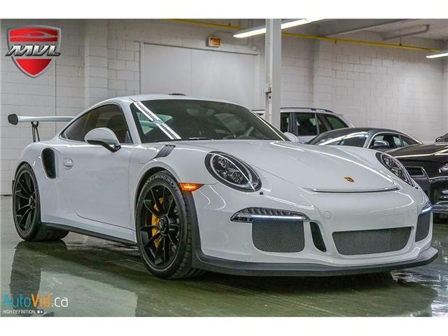 2016 Porsche 911 GT3 RS (Stk: WP0AF2) in Oakville - Image 9 of 44