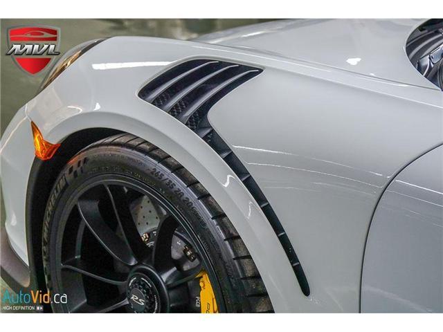 2016 Porsche 911 GT3 RS (Stk: WP0AF2) in Oakville - Image 12 of 44