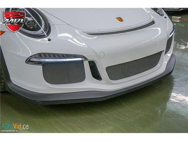 2016 Porsche 911 GT3 RS (Stk: WP0AF2) in Oakville - Image 14 of 44