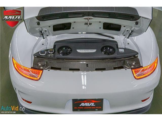 2016 Porsche 911 GT3 RS (Stk: WP0AF2) in Oakville - Image 38 of 44
