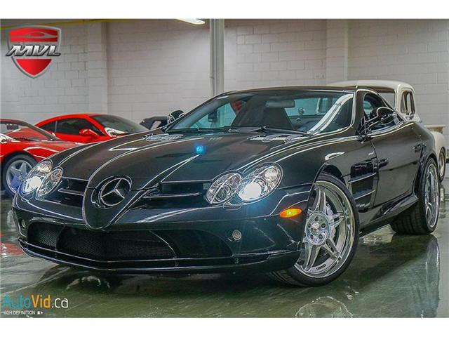 2006 Mercedes-Benz SLR MCLAREN - (Stk: WDDAJ7) in Oakville - Image 3 of 44