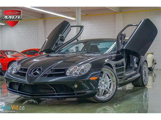 2006 Mercedes-Benz SLR MCLAREN - (Stk: WDDAJ7) in Oakville - Image 4 of 44