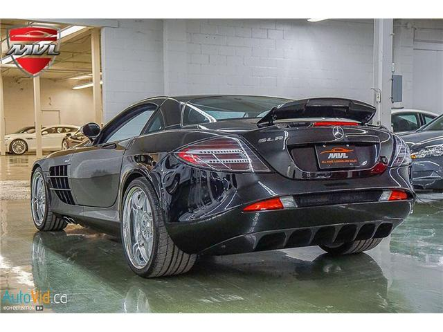 2006 Mercedes-Benz SLR MCLAREN - (Stk: WDDAJ7) in Oakville - Image 7 of 44