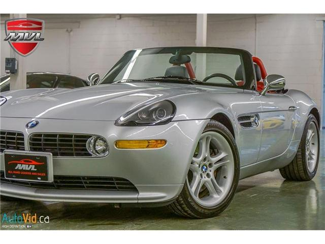 2001 BMW Z8 Base wbaej13481ah60700 wbaej1 in Oakville