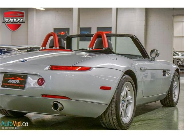 2001 BMW Z8 Base (Stk: wbaej1) in Oakville - Image 2 of 39