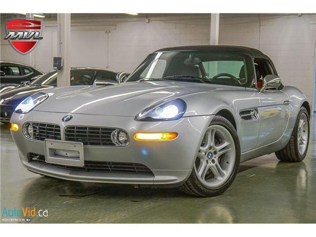 2001 BMW Z8 Base (Stk: wbaej1) in Oakville - Image 4 of 39