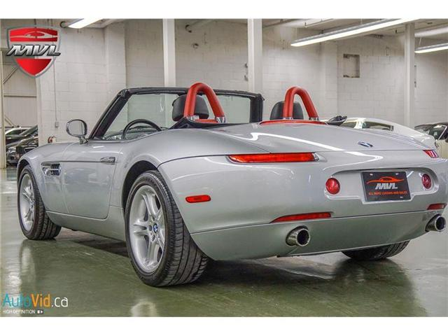 2001 BMW Z8 Base (Stk: wbaej1) in Oakville - Image 7 of 39
