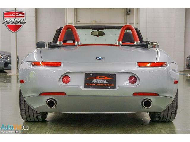 2001 BMW Z8 Base (Stk: wbaej1) in Oakville - Image 8 of 39
