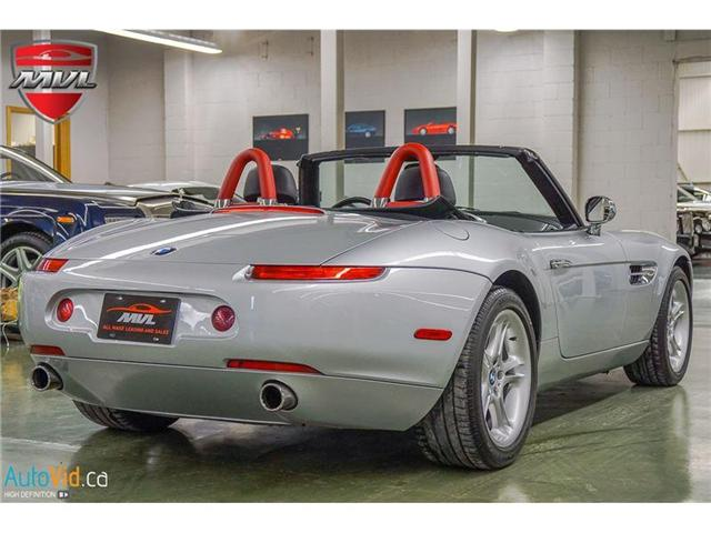 2001 BMW Z8 Base (Stk: wbaej1) in Oakville - Image 9 of 39