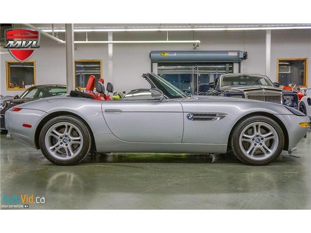 2001 BMW Z8 Base (Stk: wbaej1) in Oakville - Image 10 of 39