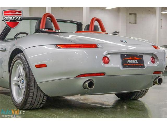 2001 BMW Z8 Base (Stk: wbaej1) in Oakville - Image 19 of 39