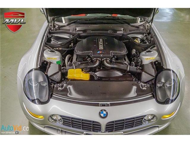 2001 BMW Z8 Base (Stk: wbaej1) in Oakville - Image 36 of 39