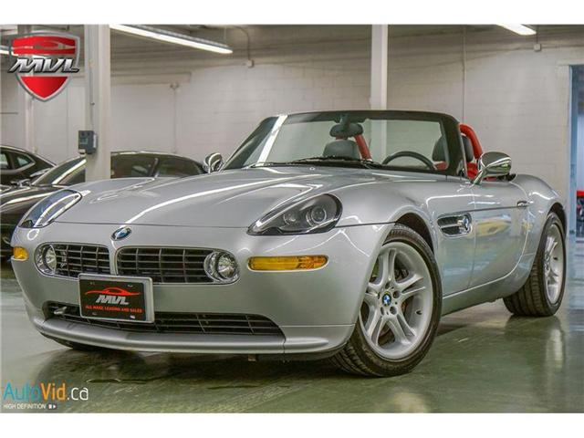 2001 BMW Z8 Base (Stk: wbaej1) in Oakville - Image 39 of 39