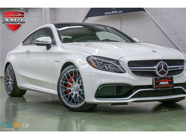 2017 Mercedes-Benz AMG C 63 S (Stk: WDDWJ8) in Oakville - Image 1 of 41